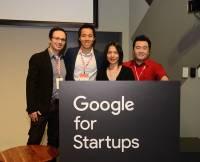 Apresentação do Hey Amigo no Google Campus